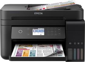 Epson EcoTank ET-3750, Tinte (C11CG20401)