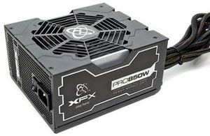 XFX Pro Series Full Wired Edition (Bronze) 850W ATX 2.3 (P1-850S-NLB9)