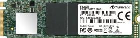 Transcend MTE110S SSD 512GB, M.2 (TS512GMTE110S)
