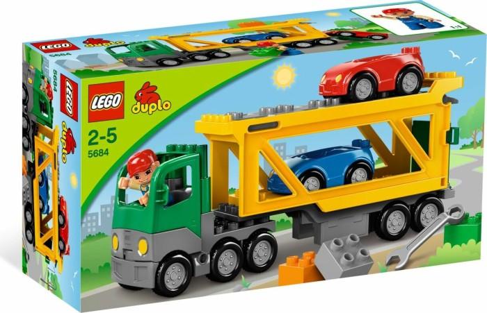 LEGO DUPLO Stadt - Autotransporter (5684) -- via Amazon Partnerprogramm