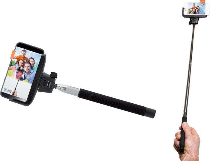 Denver Selfie-Stick SBT-10Black schwarz