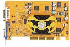 Chaintech / VideoExcel A-G-480/A-G481, GeForce4 MX440 8X, 64MB DDR, TV-out, AGP