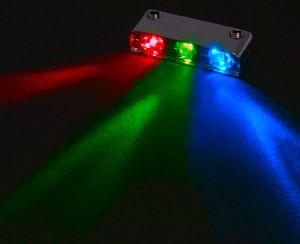 Sharkoon laser LED 3er RGB