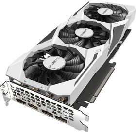 GIGABYTE GeForce RTX 2070 SUPER Gaming OC 3X White 8G, 8GB GDDR6, HDMI, 3x DP (GV-N207SGAMINGOC WHITE-8GD)