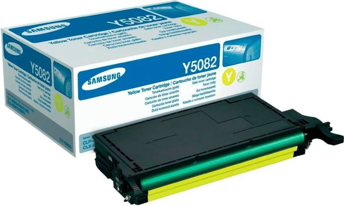 Samsung CLT-Y5082S Toner gelb (SU533A)