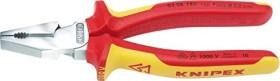 Knipex 02 06 180 Kraft-Kombizange