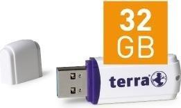 Wortmann Terra USThree weiß 32GB, USB-A 3.0 (2191278)