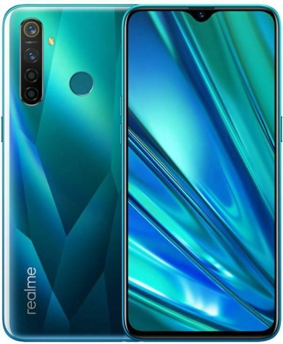 Realme 5 Pro 128GB/8GB crystal green -- via Amazon Partnerprogramm