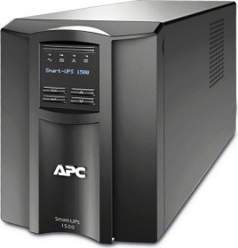 APC Smart-UPS 1500VA LCD SmartConnect, USB/serial (SMT1500IC)