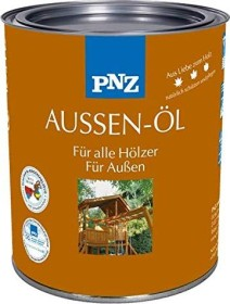 PNZ Außen-Öl Holzschutzmittel farblos, 2.5l