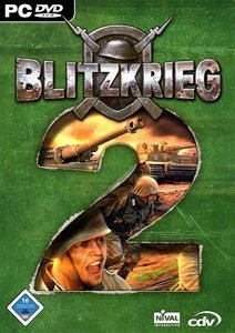 Blitzkrieg 2 (German) (PC)