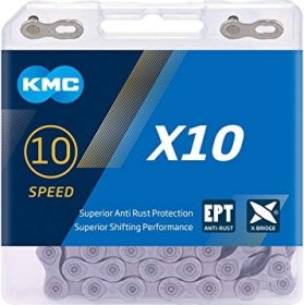 KMC X10 EPT 10 speed chain (BX10EP114)