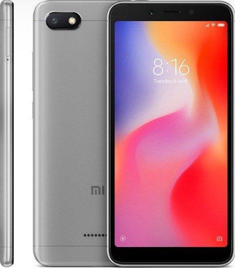 Xiaomi Redmi 6A 32GB/2GB grau