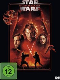 Star Wars - Episode 3: Revenge of the Sith (DVD) (UK)