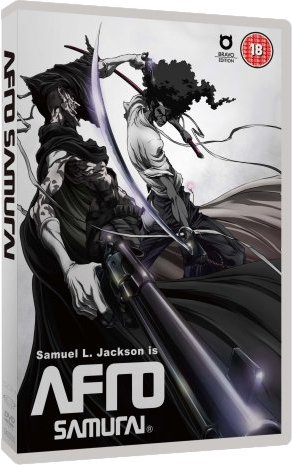 Afro Samurai (UK) -- via Amazon Partnerprogramm