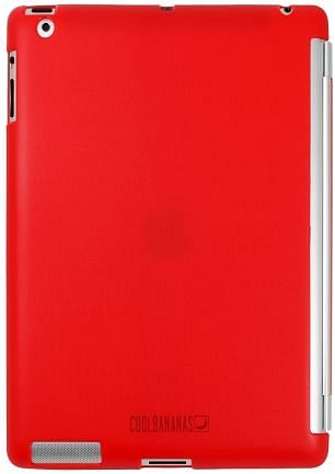 Cool Bananas SmartShell Cover iPad mini sleeve red (9042712)