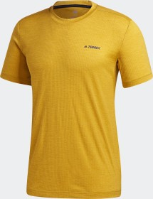 adidas Terrex Tivid T-Shirt kurzarm legacy gold (Herren) (GD1180)