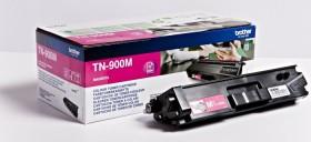 Brother Toner TN-900MTWIN magenta, 2er-Pack (TN900MTWIN)