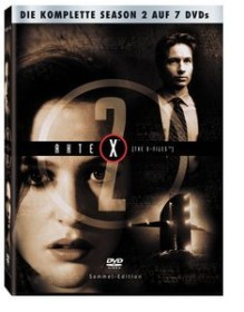 Akte X Season 2 (DVD)