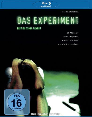 Das Experiment (Blu-ray) -- via Amazon Partnerprogramm