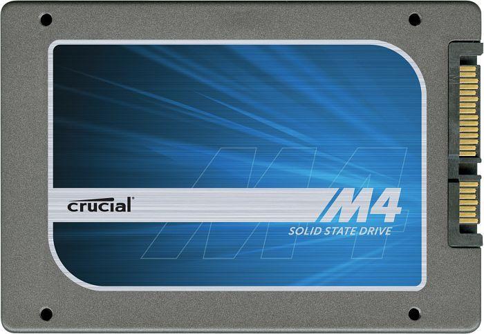 Crucial m4 128GB, SATA (CT128M4SSD2)