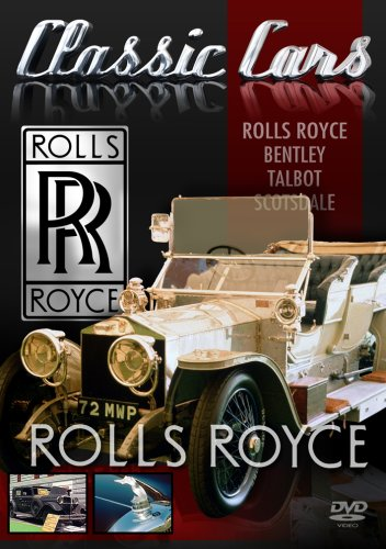 Classic Cars - Rolls Royce -- via Amazon Partnerprogramm