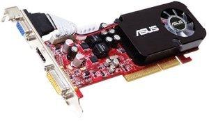 ASUS AH3450/DI/512MD2(LP), Radeon HD 3450, 512MB DDR2, VGA, DVI, HDMI (90-C1CLA5-J0UANAKZ)