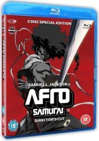 Afro Samurai (Blu-ray) (UK)