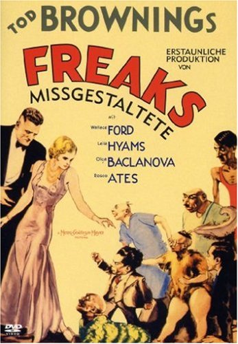Freaks - Missgestaltete (1932) -- via Amazon Partnerprogramm