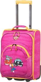 Travelite Helden der Stadt 2-Rad Trolley S pink (81687-17)