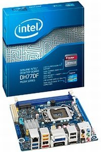 Intel Media Series DH77DF, H77 (Sockel-1155, dual PC3-10667U DDR3) (BOXDH77DF)