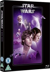 Star Wars - Episode 4: A New Hope (Blu-ray) (UK)