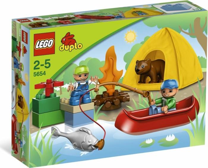 LEGO DUPLO Stadt - Angelausflug (5654) -- via Amazon Partnerprogramm
