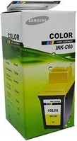 Samsung Printhead with ink C60 tricolour (INK-C60/ROW)