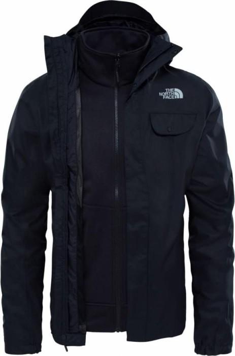 wielka wyprzedaż uk wyprzedaż spotykać się The North Face Tanken Triclimate Jacket tnf black (mens) (33IS-JK3)
