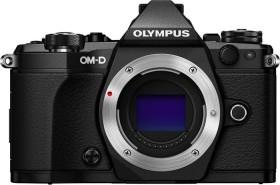 Olympus OM-D E-M5 Mark II schwarz Gehäuse (V207040BE000)