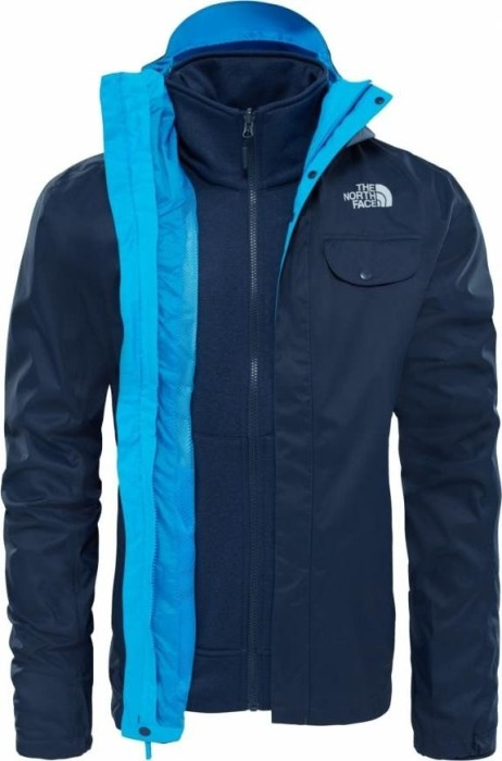 best website 80257 657ea The North Face Tanken Triclimate Jacke urban navy (Herren) (33IS-H2G) ab €  70,85