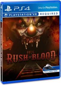 Until Dawn: Rush of Blood (PSVR) (PS4)