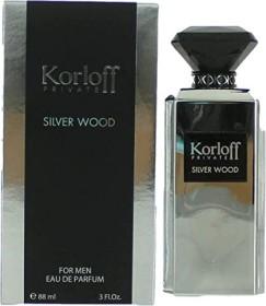 Korloff Private Silver Wood Eau de Parfum, 88ml