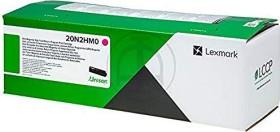 Lexmark Return Toner 20N2HM0 magenta hohe Kapazität (20N2HM0)