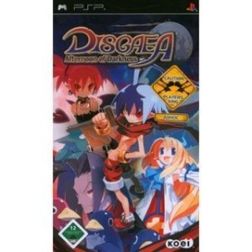 Disgaea - Afternoon of Darkness (PSP)