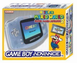 Nintendo Game Boy Advance + Super Mario 2 (GBA)