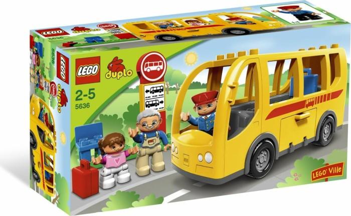 LEGO DUPLO Stadt - Bus (5636) -- via Amazon Partnerprogramm