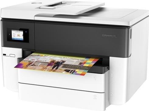 HP OfficeJet Pro 7740 Wide, Tinte (G5J38A)