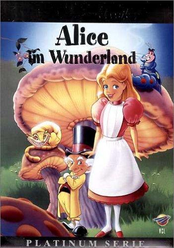Alice im Wunderland (verschiedene Filme) -- via Amazon Partnerprogramm