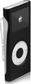 iSkin Duo silicone sleeve for iPod nano 1G/2G (various colours)