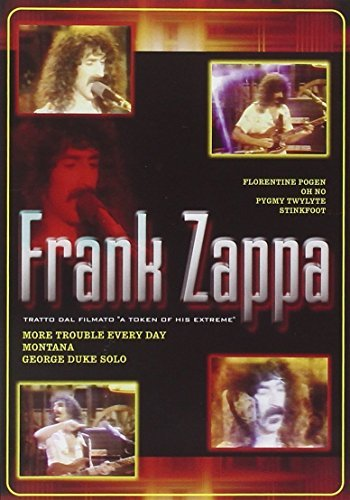 Frank Zappa - A Token of his Extreme -- via Amazon Partnerprogramm