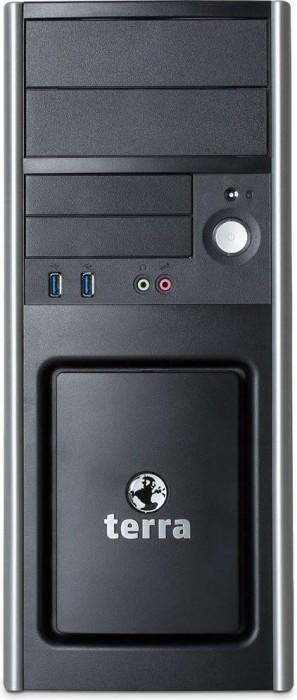 Wortmann Terra PC-Business 6000 Silent vPro Greenline, Core i5-8500, 8GB RAM, 250GB SSD (1009649)
