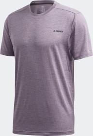 adidas Terrex Tivid T-Shirt kurzarm legacy purple (Herren) (FJ9354)