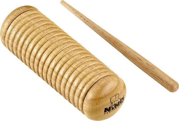 Nino NINO520 Holz Guiro Shaker